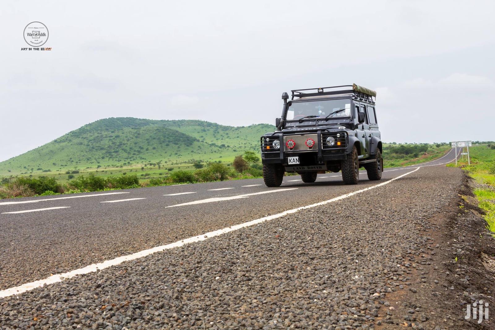 Land Rover Defender 2000 Black   Cars for sale in Marsabit Central, Marsabit, Kenya
