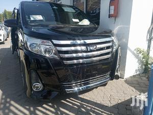 Toyota Noah 2015 Black   Cars for sale in Mombasa, Tudor