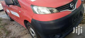 Nissan Nv200 2014 Red For Sale   Buses & Microbuses for sale in Mombasa, Kizingo