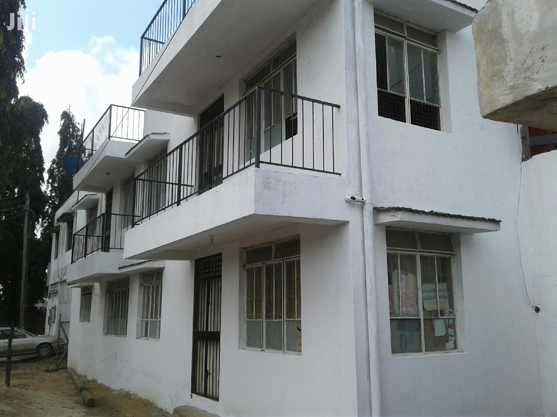 Building In Mtopanga Next To Fahari Estate