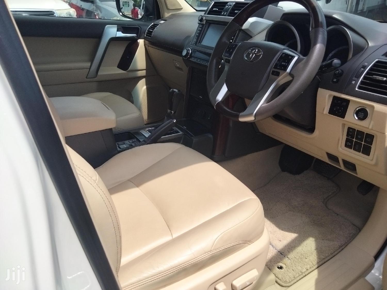 Toyota Land Cruiser Prado 2015 White | Cars for sale in Makadara (Msa), Mombasa, Kenya