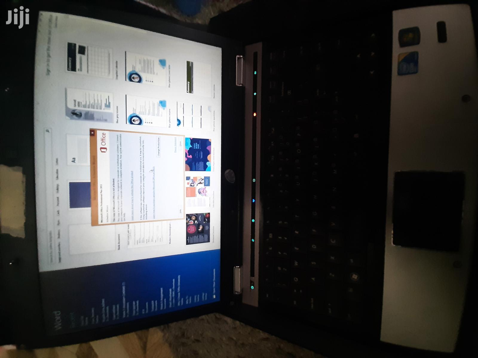 Archive: Laptop HP EliteBook 8440P 4GB Intel Core I5 HDD 500GB