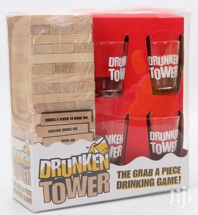 Archive: Drunken Jenga