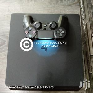 Black Slim SONY Playstation 4   Video Game Consoles for sale in Nairobi, Nairobi Central