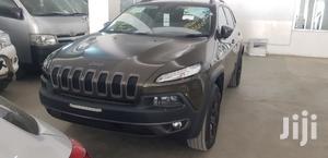 Jeep Cherokee 2014 Green   Cars for sale in Mombasa, Shimanzi