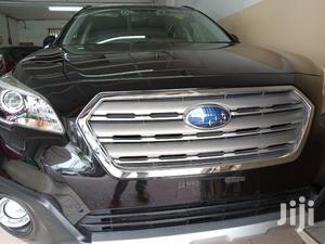 Subaru Outback 2015 Black   Cars for sale in Mombasa, Ganjoni