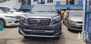 Toyota Land Cruiser Prado 2015 Gray | Cars for sale in Mombasa, Shimanzi