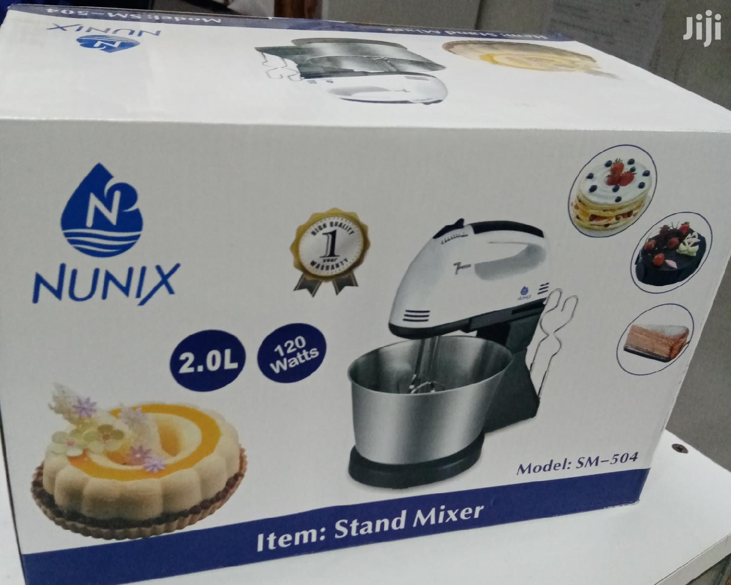 Hand Mixer With Bowl Available