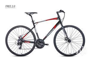 Hybrid Flat-Bar ROAD BIKE - TRINX   Sports Equipment for sale in Nairobi, Industrial Area Nairobi
