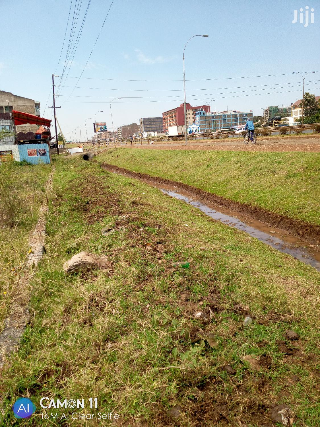 1/2 an Acre Touching Thika Rd in Ruiru for Lease