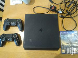Sony Playstation 4 Slim 500GB Console - Matte Black | Video Game Consoles for sale in Nairobi, Karen