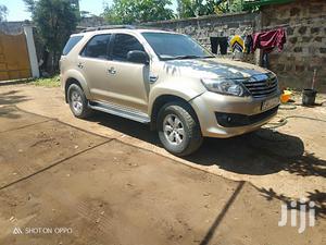 Toyota Fortuner 2008 Gold | Cars for sale in Kirinyaga, Kariti