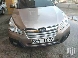 Subaru Outback 2014 Gold | Cars for sale in Nairobi, Langata