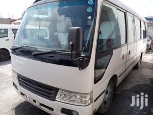 Toyota Coaster White | Buses & Microbuses for sale in Mombasa, Ganjoni