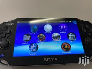 Sony Playstation Vita Black 16gb   Video Game Consoles for sale in Nairobi, Nairobi Central