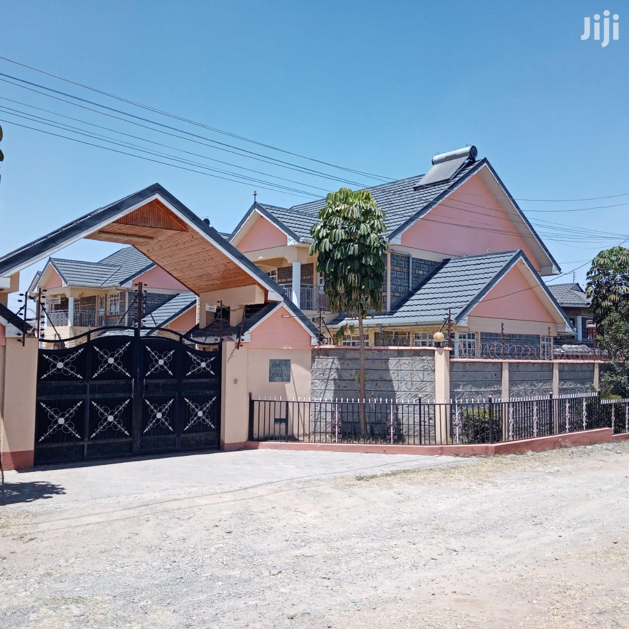 Archive: 4 Bedroom Mansion Gated Community in Kitengela