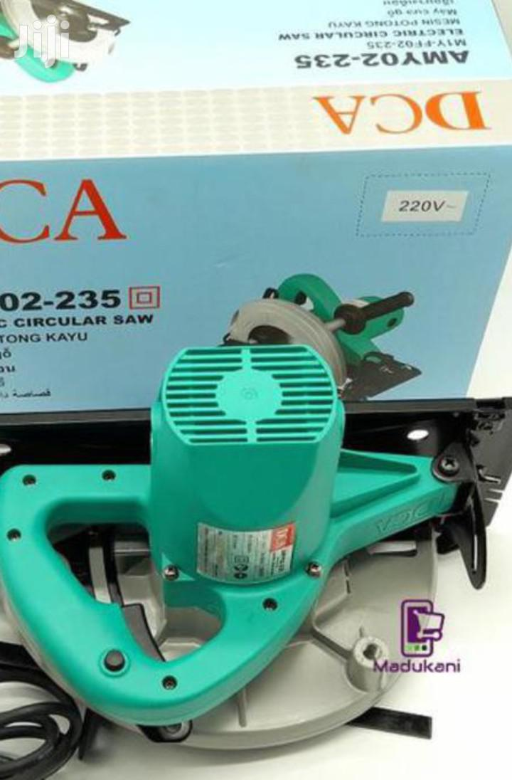The Univasal Certified Brand Dca Circular Saw 9inch Selling