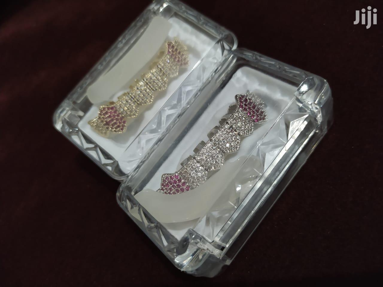 Hiphop Grillz (Iced) | Jewelry for sale in Nairobi West, Nairobi, Kenya