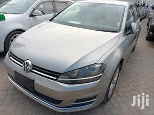 Volkswagen Golf 2014 Gold | Cars for sale in Mombasa, Mombasa CBD