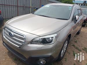 Subaru Outback 2015 Gold | Cars for sale in Mombasa, Mombasa CBD