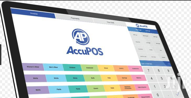 Advanced Next Generation Pos Scalable Pos Point Of Sale Software