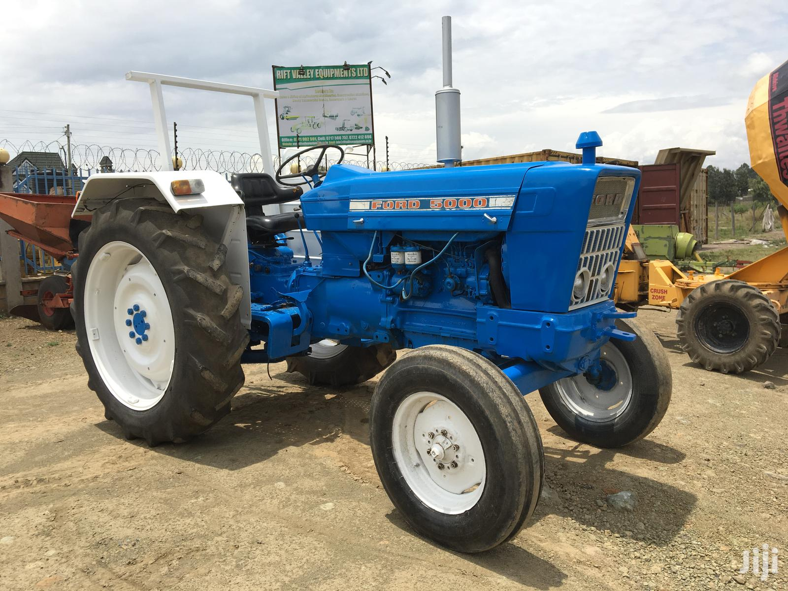Archive: Ford 5000 Tractor