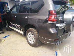Toyota Land Cruiser Prado 2014 ALTITUDE Gray   Cars for sale in Mombasa, Mombasa CBD