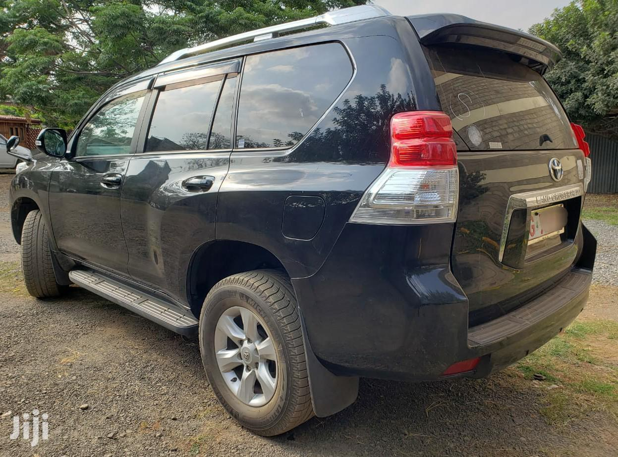 Toyota Land Cruiser Prado 2012 Black | Cars for sale in Nairobi Central, Nairobi, Kenya
