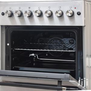Ramtons Rf/492 4gas+Electric Oven Stainless Steel Cooker | Kitchen Appliances for sale in Nairobi, Nairobi Central