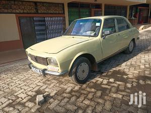 Peugeot 504 1987 Yellow   Cars for sale in Nairobi, Ridgeways