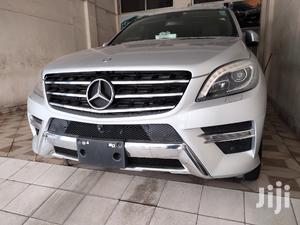Mercedes-Benz M Class 2013 Silver | Cars for sale in Mombasa, Makadara (Msa)