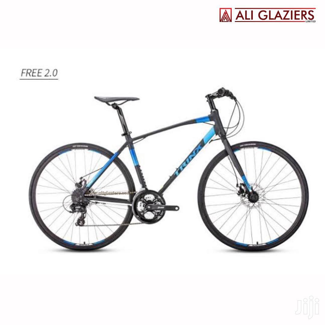 Trinx Aluminium Hybrid Road Bike