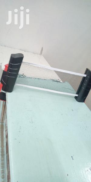 Table Tennis Net and Stand(Retractable)   Sports Equipment for sale in Nairobi, Nairobi Central