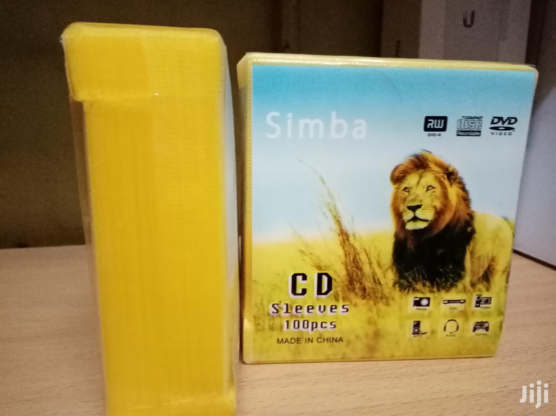 Dvd/Cd H-Sleeve | CDs & DVDs for sale in Githurai, Nairobi, Kenya