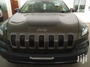 Jeep Cherokee 2014 Green   Cars for sale in Mombasa, Ganjoni