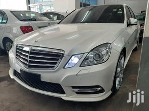 Mercedes-Benz E250 2012 White   Cars for sale in Mombasa, Mombasa CBD