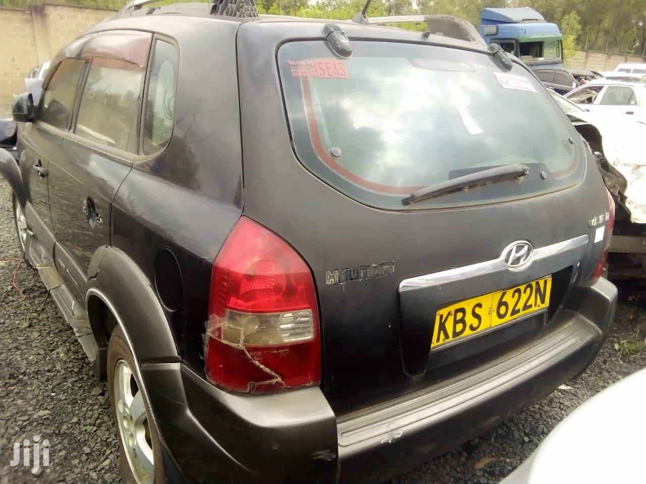 Hyundai Santa Fe 2006 Black | Cars for sale in Landimawe, Nairobi, Kenya