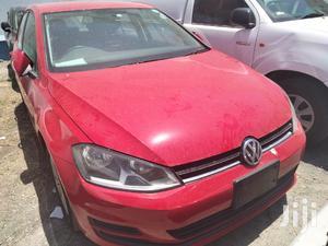 Volkswagen Golf 2013 Red | Cars for sale in Mombasa, Makadara (Msa)