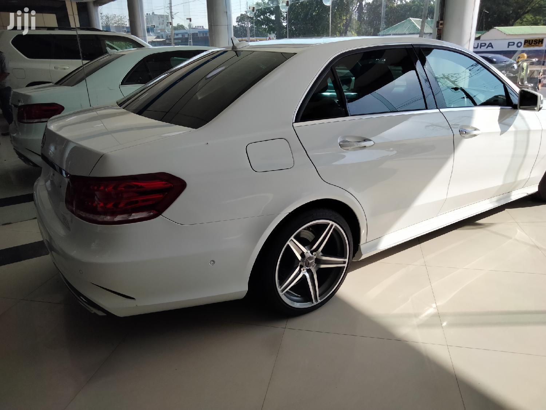 Mercedes-Benz E250 2014 White | Cars for sale in Makadara (Msa), Mombasa, Kenya
