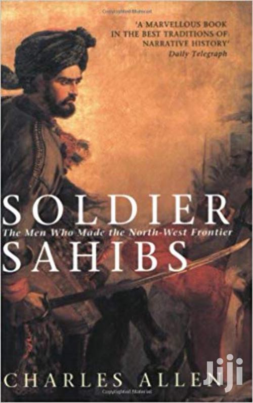 Soldier Sahibs Charles Allen