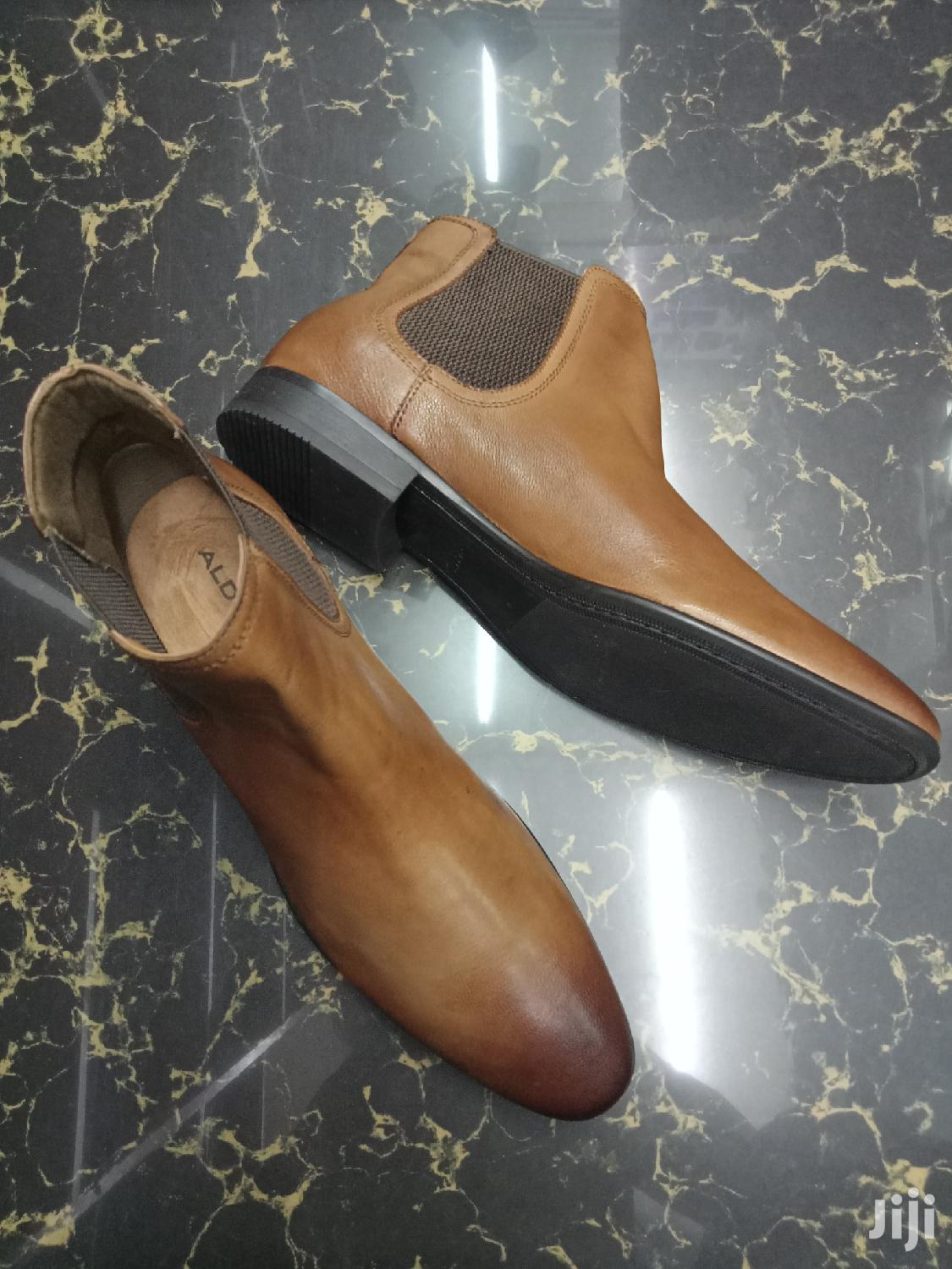 Archive: ALDO Leather Boots