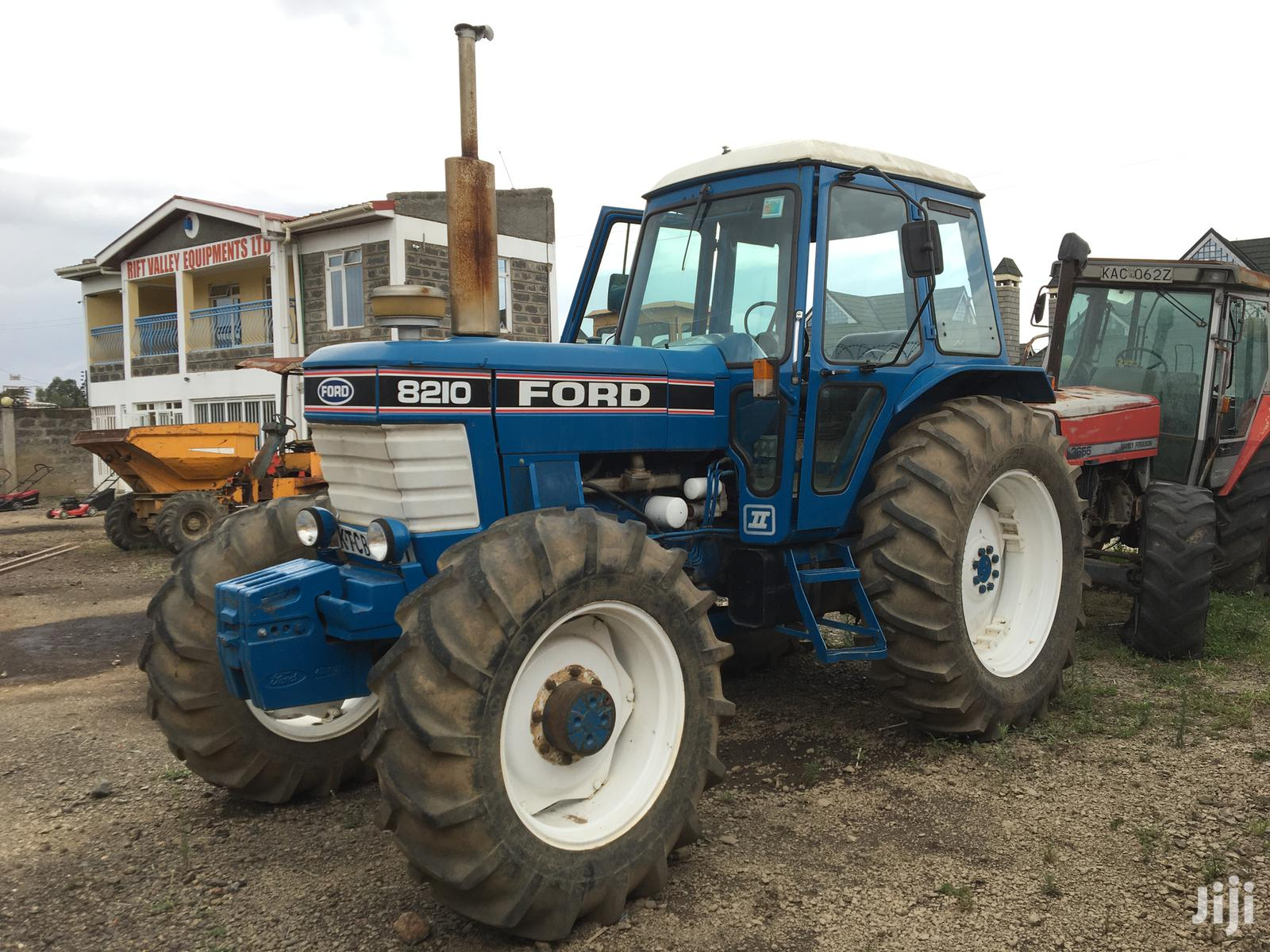 Archive: Ford 8210 Tractor