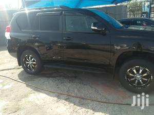 Toyota Land Cruiser Prado 2012 Black   Cars for sale in Mombasa, Mombasa CBD