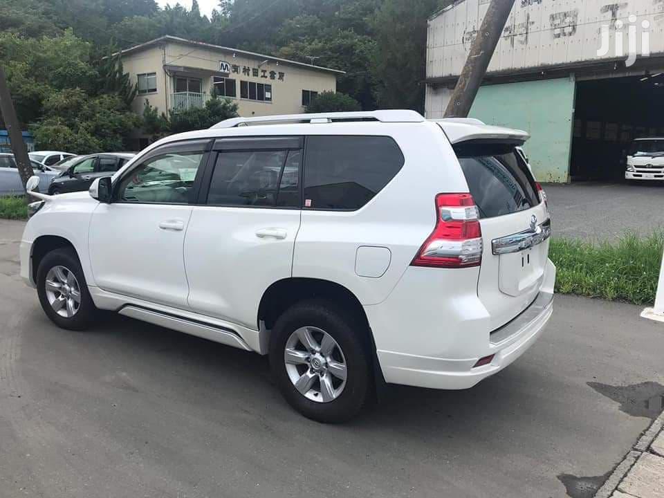 Archive: Toyota Land Cruiser Prado 2015 White
