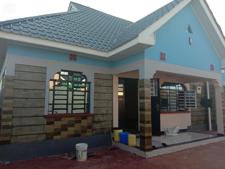 Brand New Three Bedroom Bungalow in Matangi Kimbo