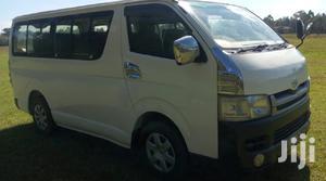 Toyota Hiace 2010white   Buses & Microbuses for sale in Nairobi, Karen
