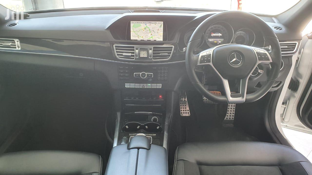 Mercedes-Benz E250 2014 White | Cars for sale in Nyali, Mombasa, Kenya