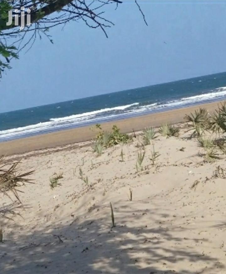Beach Plot for Sale