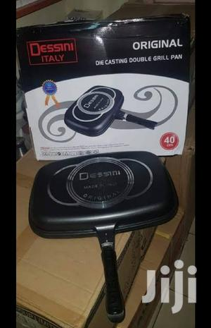 Dessini 40cm Double Grill Pan | Kitchen & Dining for sale in Nairobi, Nairobi Central