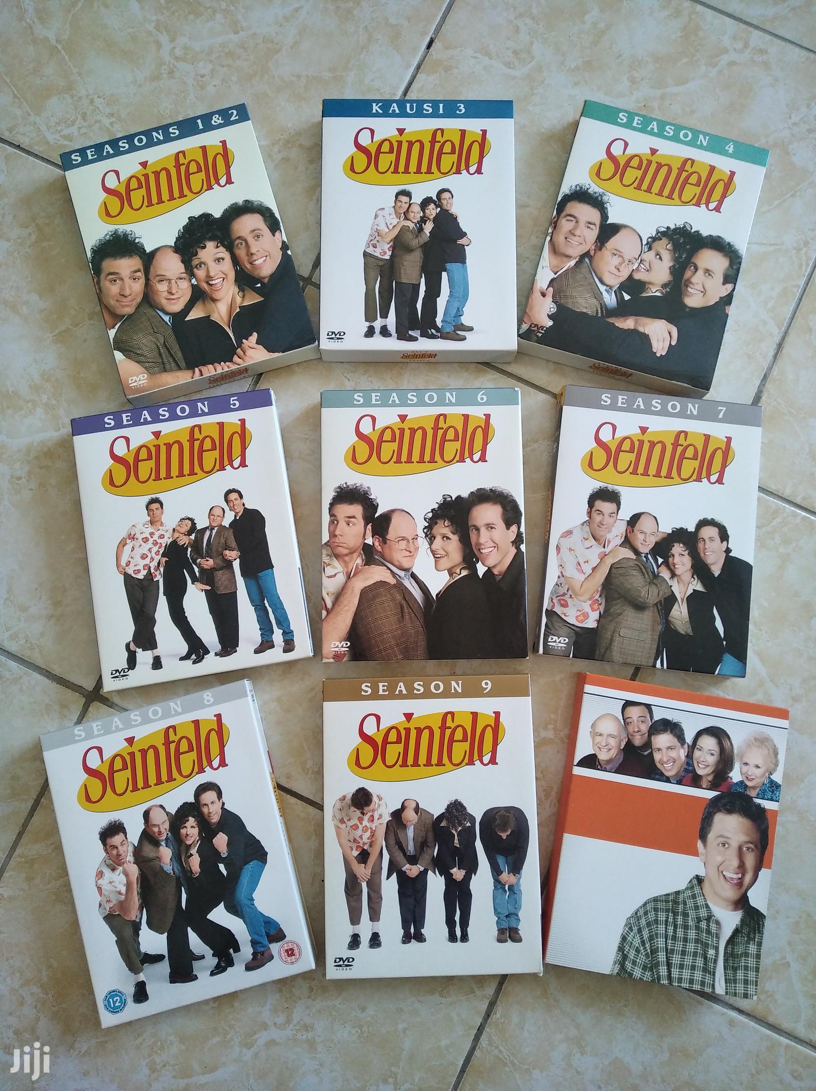 Seinfeld 9 Seasons Box Set